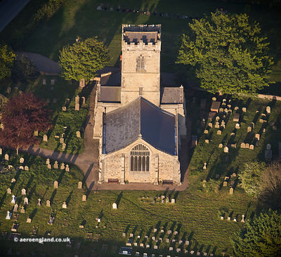St Andrew church   Paull Yorkshire