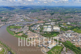 Aerial Photography Taken In and Around Newport