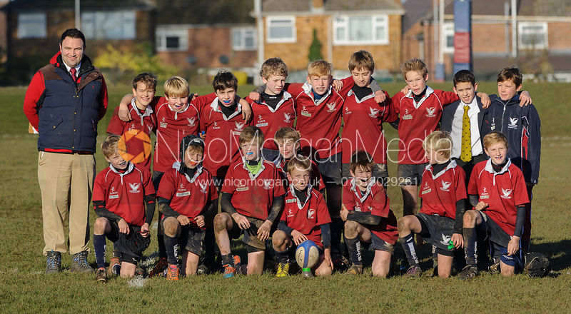 U12A Xv vs. Loughborough Grammar School photos