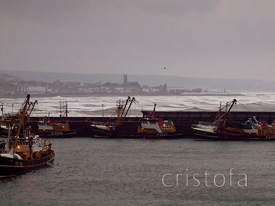 Newlyn during a southerly storm