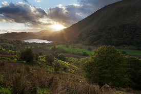 Early Autumn, Llyn Gwynant, Snowdonia