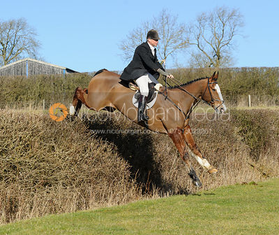 The Cottesmore Hunt at Bleak House 17/2 photos