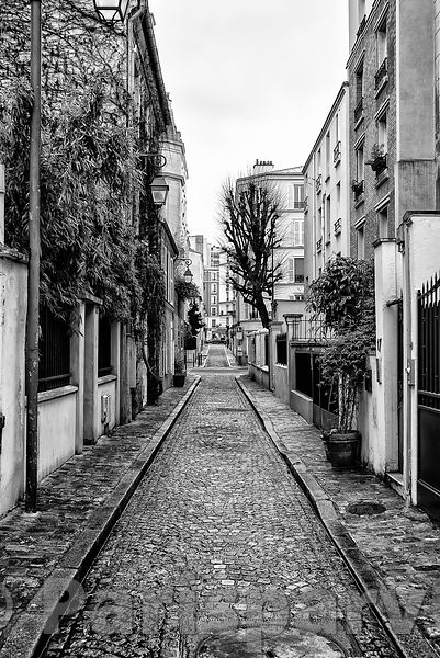 Passage Pouchet Paris 17ème