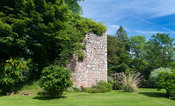 Blacket Tower in Eaglesfield, the ancient ancestral home to the Bell clan from Scotland.