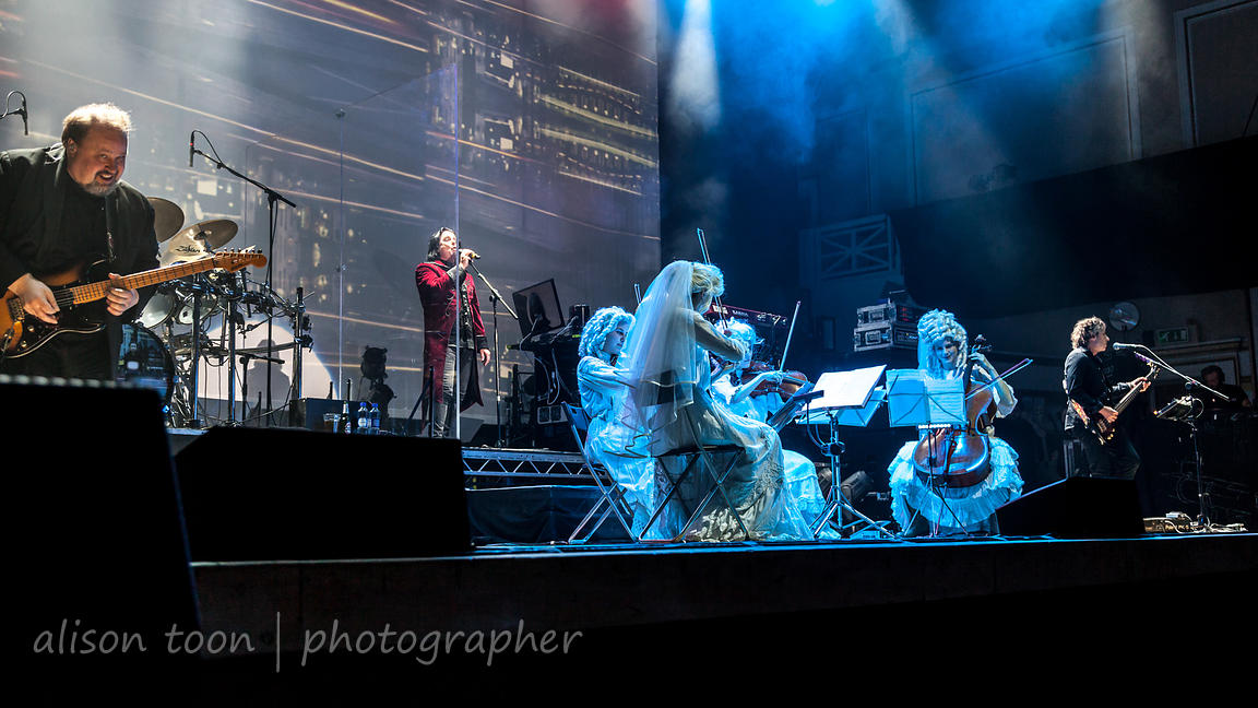 Sunday Marillion Leicester 2017 photos