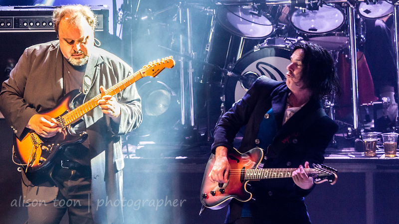 Steve Rothery and Steve Hogarth, Marillion, Montreal, 2015, Saturday