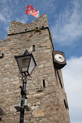 Tower, Dalkey village, near Dublin, Ireland