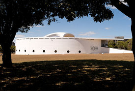 Memorial Museum of The Indian People à Brasilia (1960)