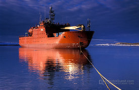 Aurora Australis Research Ship