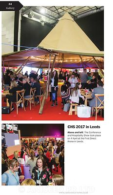 Conference News magazine - CHS Show - May 2017