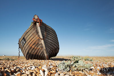 Fishing Boat - Dungeness