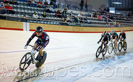 Master Men 5-8 Final. Track O-Cup #2, Milton, On, March 28, 2015