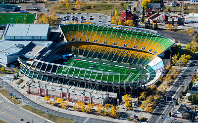 Commonwealth Stadium, Edmonton Alberta