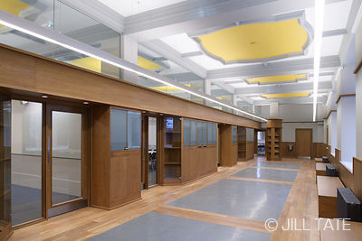 Jill tate school of history classics and archaeology for Office design newcastle