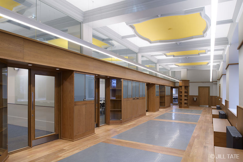 School of History, Classics and Archaeology, Newcastle University | Client: Design Office, Newcastle University