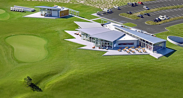 The Bridge Golf Club - Roger Ferris Architect