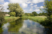 River Test, Hampshire, England