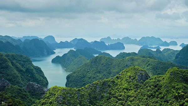 Ha Long View Desktop