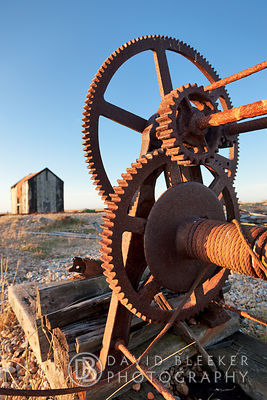 Winch, Dungeness