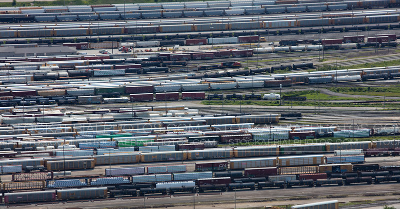 CPR Vaughan Intermodal