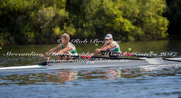 Taken during the World Masters Games - Rowing, Lake Karapiro, Cambridge, New Zealand; ©  Rob Bristow; Frame 368 - Taken on: Tuesday - 25/04/2017-  at 09:03.32