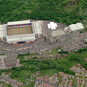 Blackburn aerial photos
