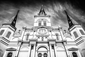Cathedral-Basilica of St. Louis in New Orleans