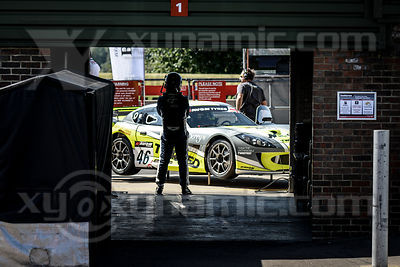 British GT - Snetterton photos