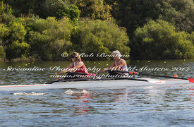 Taken during the World Masters Games - Rowing, Lake Karapiro, Cambridge, New Zealand; ©  Rob Bristow; Frame 365 - Taken on: Tuesday - 25/04/2017-  at 09:03.28