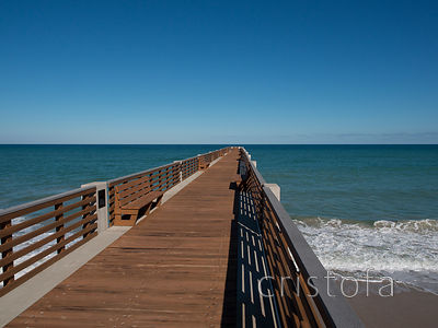 pier at Vero Beach