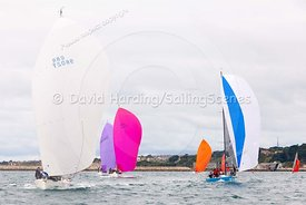 Surprise, GBR9802T, Archambault Grand Surprise, Weymouth Regatta 2018, 20180908907.