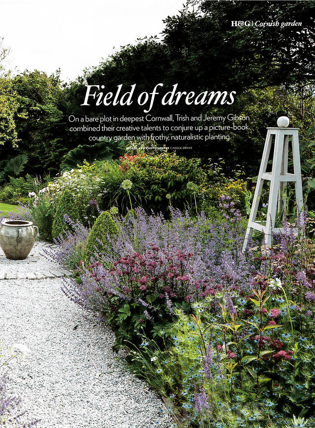 The Mill House, Homes and Gardens, May 2014 photographs
