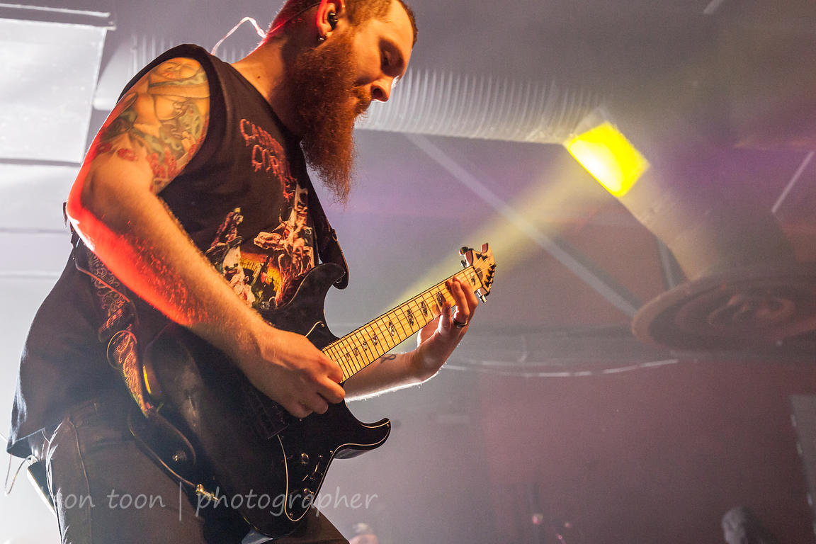 Joel Stroetzel, guitar, Killswitch Engage