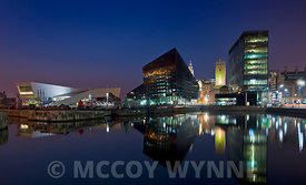 Mann Island and Museum of Liverpool