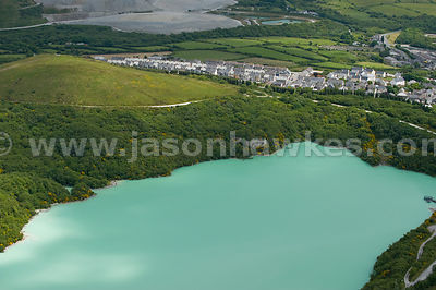 Clay Pit, Cornwall