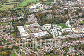 Aerial Photography Taken In and Around Brentwood, UK