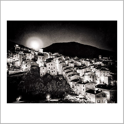 10th August 2014 - Scanno, Abruzzo (Italy)