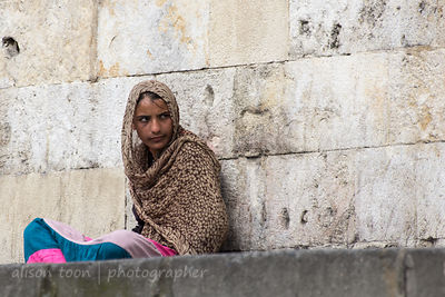 Young woman, Istanbul