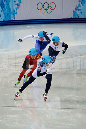 SHORTTRACK SPEEDSKATING