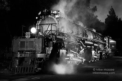 UP 4014 Big Boy at Pomona