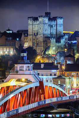 The Swing Bridge & the Castle
