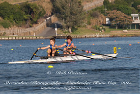 Taken during the Cambridge Town Cup 2015, Lake Karapiro, Cambridge, New Zealand; ©  Rob Bristow; Frame 0 - Taken on: Sunday - 25/01/2015-  at 08:22.51