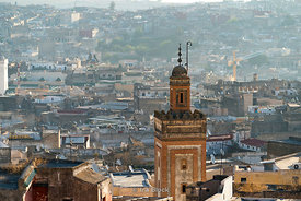 Scenes of the Medina in Fes, Morocco