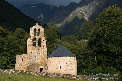 Romanesque churches, Chapels and Bridges photos