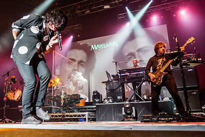 Marillion, Wolves, 2015, Sunday