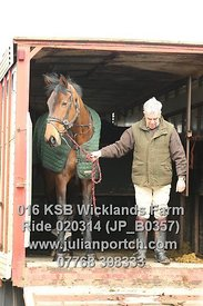 2014-03-02 KSB Wicklands Farm Ride