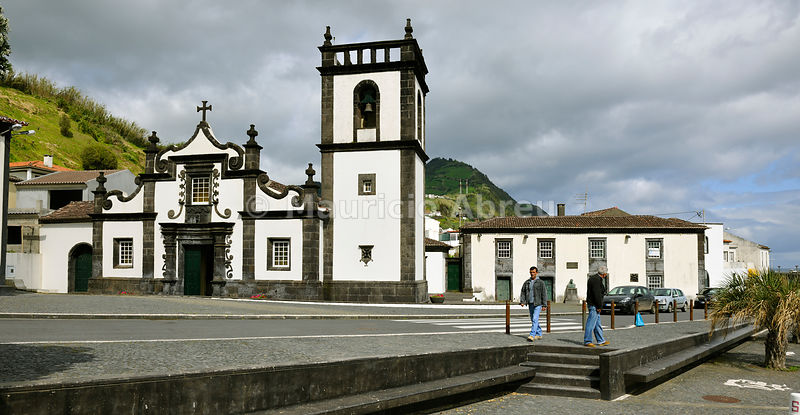 Our Lady of Rosário church, Povoação. São Miguel, Azores islands