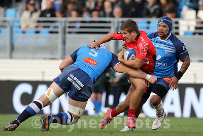 TOP 14 Castres /Toulon photos, agence,images,