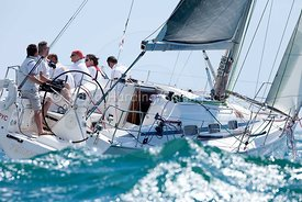 Firestarter, GBR 8560R, Bavaria 35 Match, 20130720690