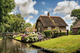 Beautiful Giethoorn